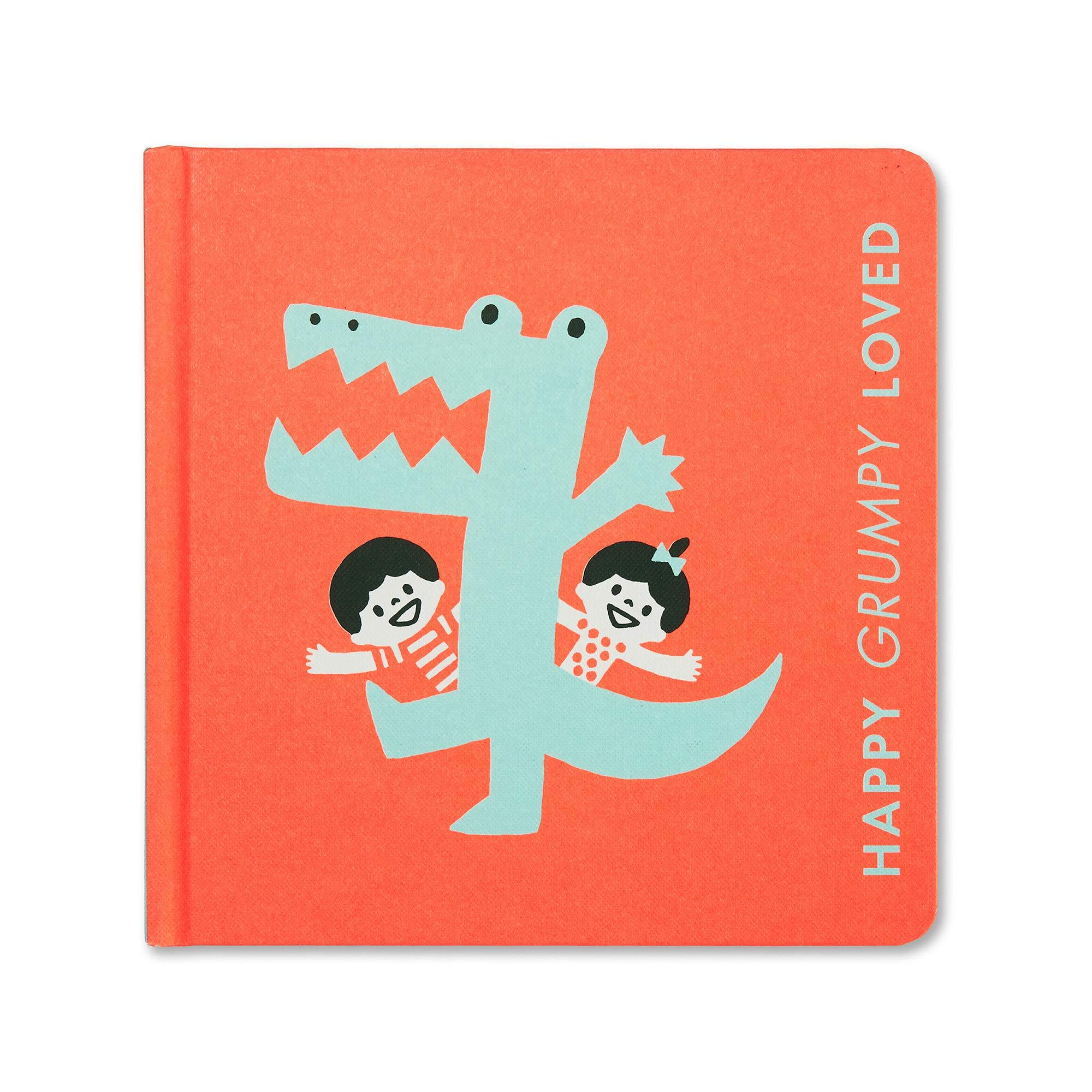 Happy Grumpy Loved - A Little Book of Feelings