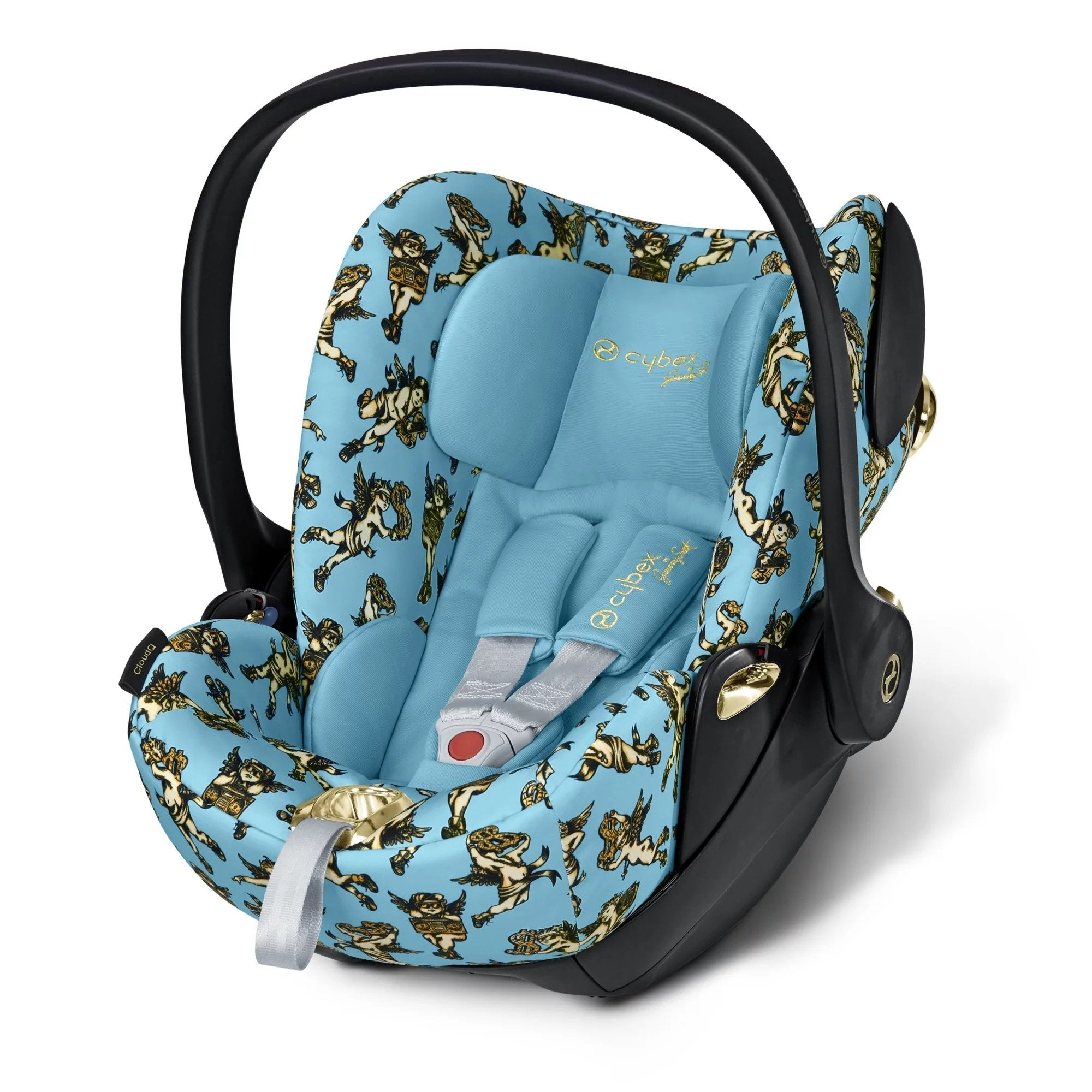 Cybex JS Collection - Cherub Blue - Cloud Q