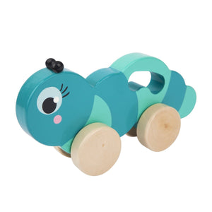Caterpillar Push 'n' Pull Toy