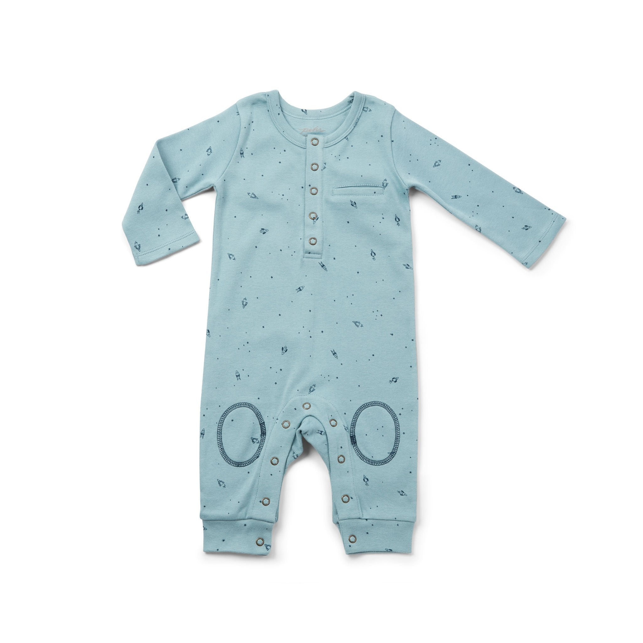 Rocketman Romper