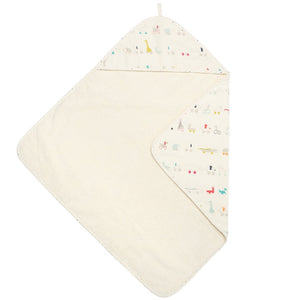 Pull Toys Hooded Towel