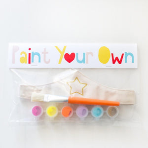 Paint Your Own DIY Kit: Super Tiara