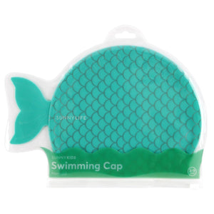 Shaped Swimming Cap 3-9 | Mermaid