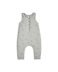 Suns Terry Jumpsuit Blue Fog