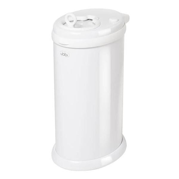 Diaper Pail - White
