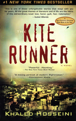 Kite Runner Book Cover