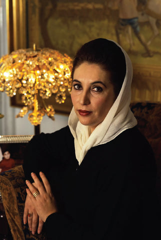 AAPI-heritage-month-Benazir-Bhutto