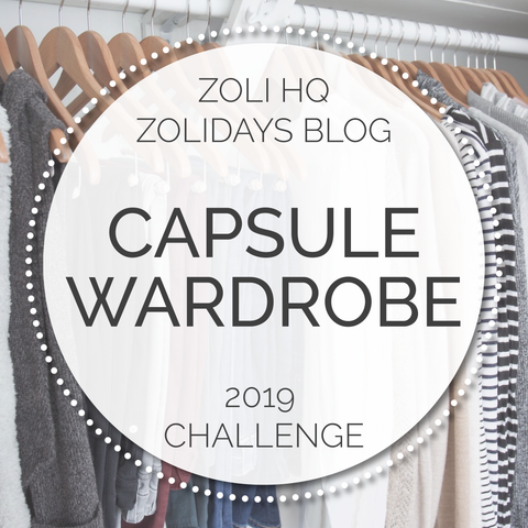 Capsule Wardrobe Blog Post