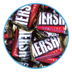 Hershey's special dark chocolate candy