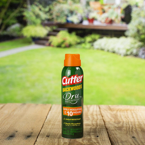 Cutter bug repellent