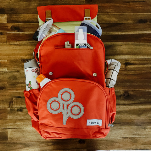ZoLi Backpack Camping