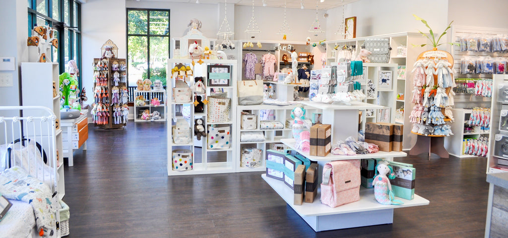 Inside Lowcountry Baby Boutique