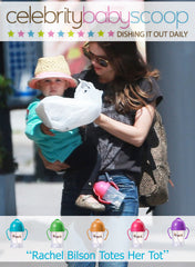 Rachel Bilson with BOT™ straw sippy cup