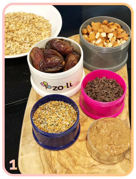 ingredients-granola-bars