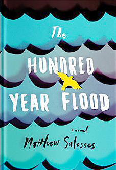 The Hundred Year Flood - Ismaels first pick Summer Reading Challenge