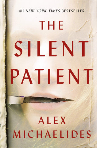 The Silent Patient - Juli's First Pick Summer Reading Challenge