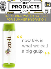 Top 10 Kids Water Bottles for Summer Hydration