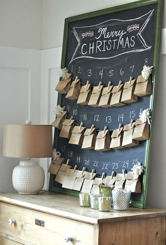 bags advent calender