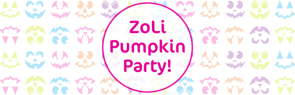 ZoLi Pumpkin Party Banner