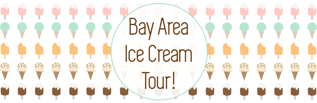 Bay Area Ice Cream Tour
