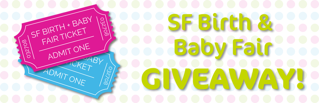 SF Baby Show Giveaway Banner