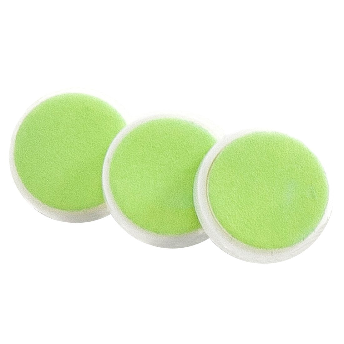BUZZ-B-electril-nail-trimmer-pads-green