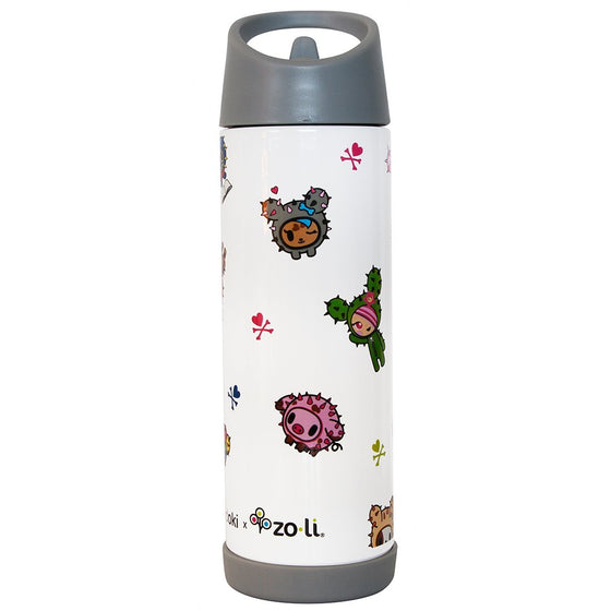 tokiPIP-tokidoki-stainless-water-bottle
