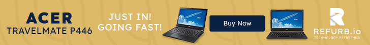 Acer TravelMate. Just In. Going Fast!
