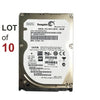 "2.5"" 320GB SATA II Hard Drive 7200RPM - LOT OF 10"
