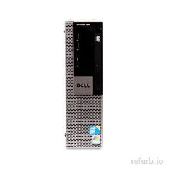 DELL GX960 DESKTOP, 4GB, 500GB HDD, INTEL CORE 2 DUO 3.16GHz Windows 10 Home