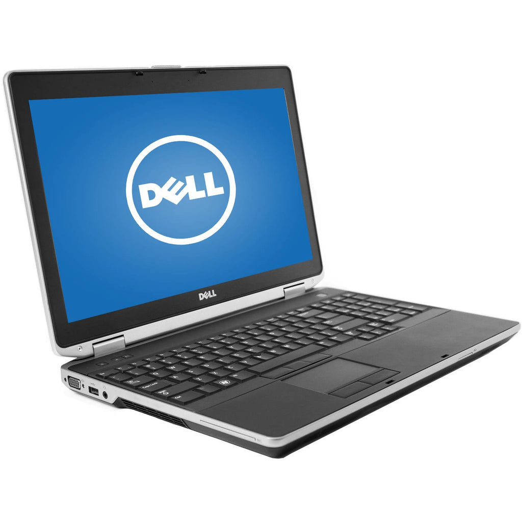 "Dell Latitude E6530 15.6"" Core i7-2.9GHz 8GB 750GB DVDRW Windows 10 Pro"