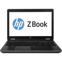 "HP Zbook 15 G1 Workstation i7 4900MQ 16GB Ram 750GB HDD FHD 15.6"" Window 10 Pro"
