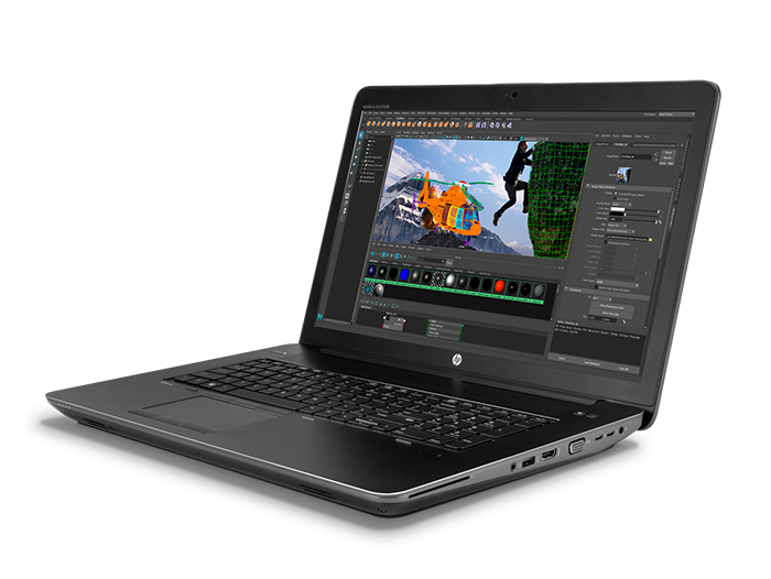 "HP Z Book 15 Core i7(4800MQ)2.7GHz 16GB RAM 240GB SSD DVDRW 15.6"" FHD Win 10 Pro"