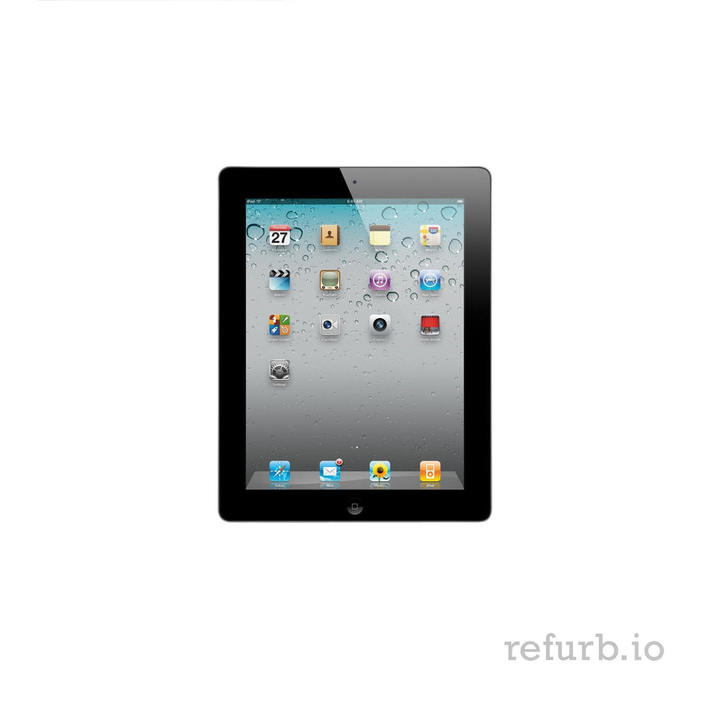 "Apple iPad 3rd Gen 32GB BLACK, 9.7"" WIFI MD340LL"