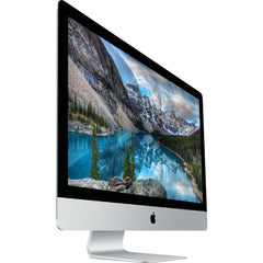 "Apple iMac 27"" 5K Late-2015 Core i5-6500-3.2GHz 8GB 1TB Fusion Drive OS X Mojave 2GB AMD R9"