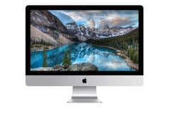 "Apple iMac 27"" 5K Late-2015 Core i5-6500-3.2GHz 16GB 2TB Fusion Drive OS X Mojave 2GB AMD R9"