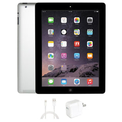 "Apple iPad 4 16GB 9.7"" Retina Display Wi-Fi A1458 (Refurbished)"