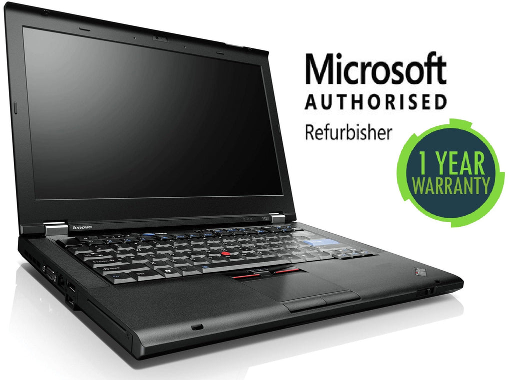 Lenovo ThinkPad T420 Intel i5 2520 2.5ghz 8GB 500GB HDD DVD Windows 10 Pro (Refurbished)