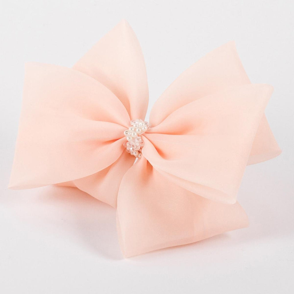 The Primose Hill Organza Bow Clip