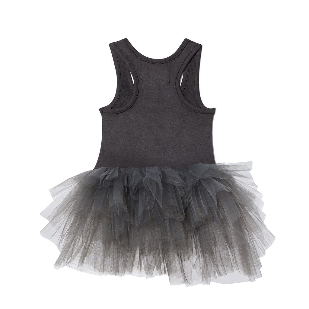 Plum Dana Girl Tutu Dress