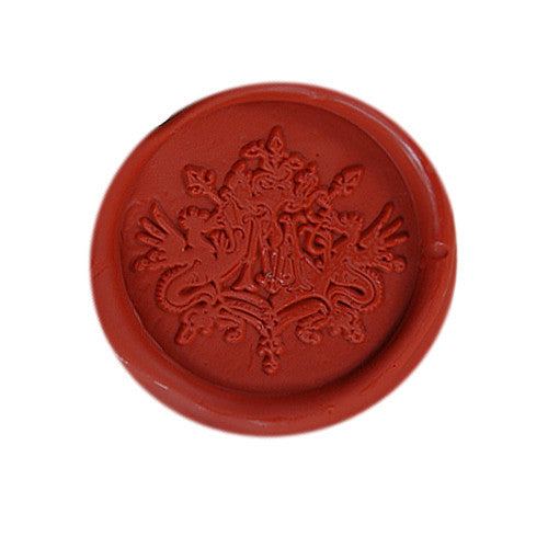 UNIQOOO Draco Malfoy Symbol Wax Sealing Stamp