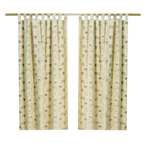 "1pc 59"" x 82"" Fashion Women Decorative Home Cafe Curtain Window Drape"