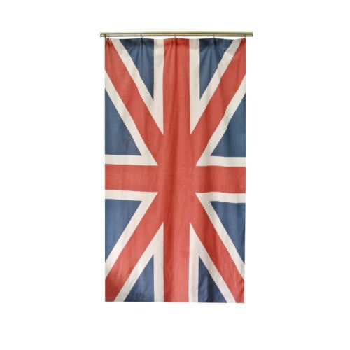 "1pc 52""x94"" UK National Flag Home Decorative Curtain Decorative Window Drapes"