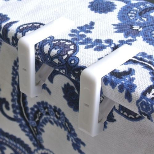 "1""-2 1/2"" 24/48/96pcs Spring Loaded Plastic Tablecloth Clips Wedding Banquet Party"