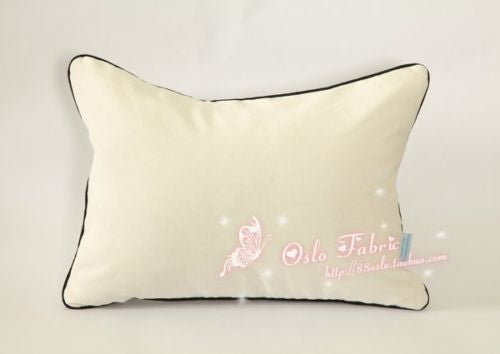 decor pillow applique home decorative product pom garden free embroidered poms lumbar