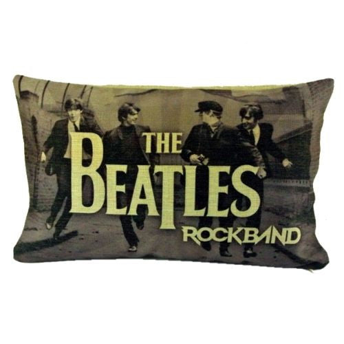 The Beatles UK Rock Band Icon Stars Classic Decorative Pillow Case Cushion Cover
