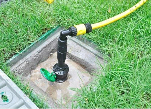 "DN20 3/4""PVC Quick Water Supply Valve Irrigation Garden Lawn Agricultral Spray"