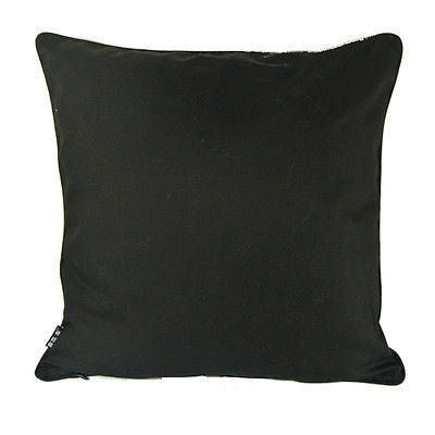Black NYC Barcelona HK Paris Rio City Decortavie Pillow Case Cushion Cover Sham