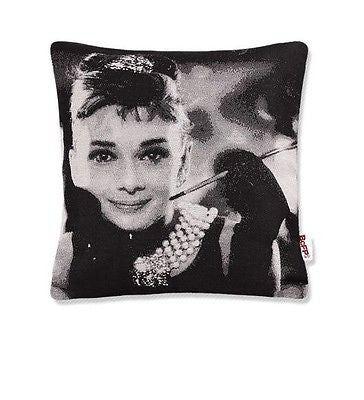 Audrey Hepburn Breakfast at Tiffany's Decorative Printe Pillowcase Cushion Cover