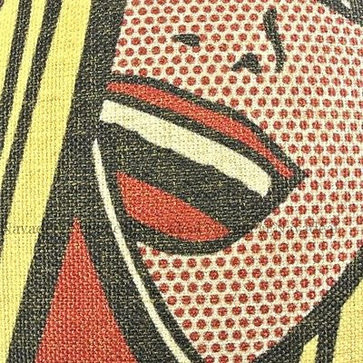 Large Pop Art Girl w Mirror Roy Lichtenstein Decorative Pillowcase Cushion Cover